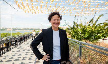 E' della Martesana la prima donna che curerà la Biennale di Venezia