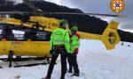 Marito e moglie precipitano in montagna e muoiono davanti alla figlia di 5 anni