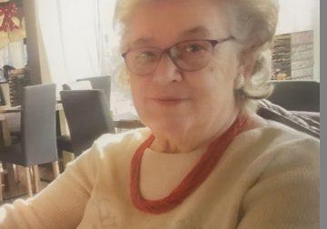 Sarta volontaria per i bisognosi, l'ultimo saluto a Mariuccia