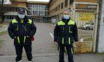 Studenti delle superiori di Gorgonzola tornati in classe