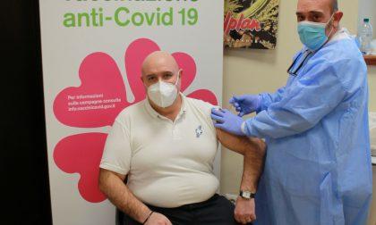 Vaccini anti Covid sono oltre mille i volontari del soccorso che hanno aderito