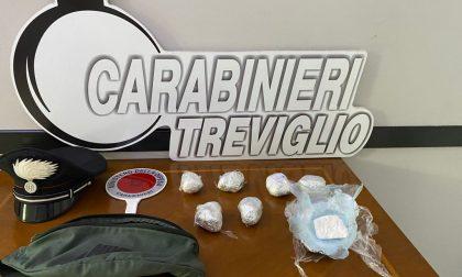 Viaggiava con quasi 400 grammi di coca in auto,  43enne arrestato a Capriate dopo un inseguimento