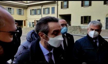 """Fontana: """"Lombardia zona rossa, punizione che non meritiamo"""""""