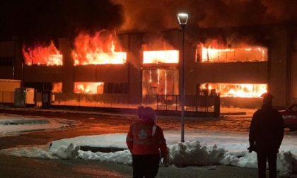 Remer, dopo l'incendio si attende il sopralluogo dei Vigili del fuoco