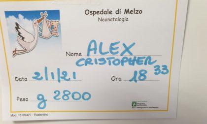 E' di Pioltello il primo nato all'ospedale di Melzo nel 2021