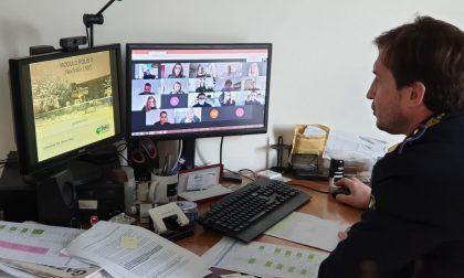 Corso per nuovi agenti di Polizia Locale: con la zona rossa e tutto online