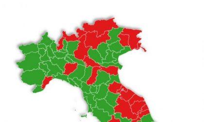 E se le zone fossero provinciali? La Martesana non sarebbe zona rossa