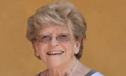 Vaprio in lutto per la morte della storica commerciante Giulia Cremonesi