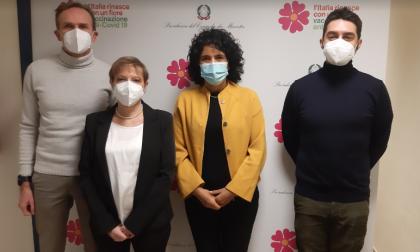Vaccini Covid partiti anche all'Asst Nord Milano