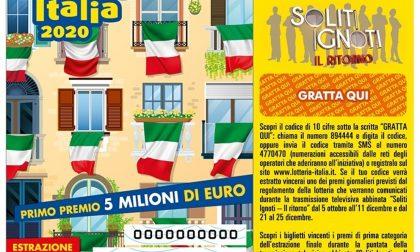 Lotteria Italia: i biglietti vincenti. Sorride anche la Martesana