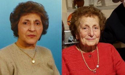 Mariuccia e Angela, Cassina de' Pecchi piange due colonne