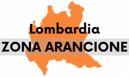 Lombardia in zona arancione da domenica 24 gennaio