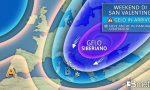 Gelo siberiano in arrivo, termometro di nuovo sotto zero