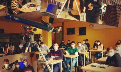 Gli studenti del Machiavelli diventano… astronomi