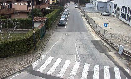 Ladri nelle rimesse di un'area residenziale a Trezzo