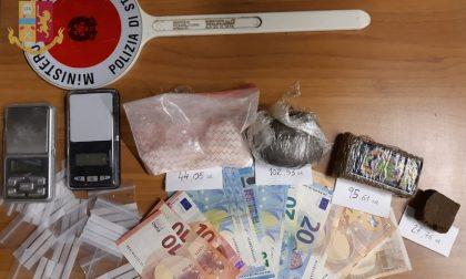 La Polizia di Stato arresta spacciatore e sequestra 300 grammi di droga