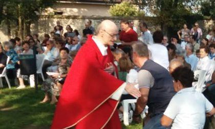 Dimesso dall'ospedale don Renato Corbetta di Cernusco sul Naviglio