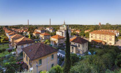 Contro l'invasione di turisti il sindaco di Capriate blinda Crespi