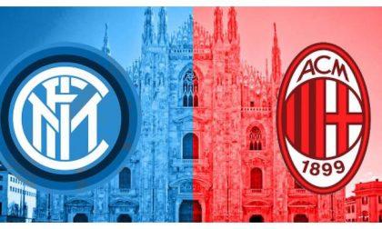 Domenica il Derby di Milano tornerà a valere qualcosa