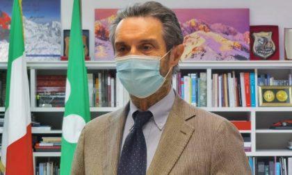 """La Lombardia resta zona gialla. Fontana: """"Siamo intervenuti con limitazioni localizzate"""""""