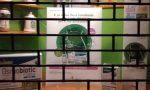 Spaccata (per la quinta volta) la vetrina della farmacia