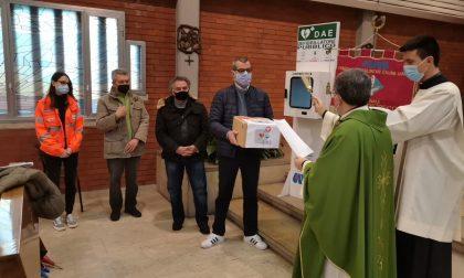Parrocchie più sicure a Cassina con i defibrillatori