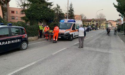 Ragazzino precipita dalla finestra: portato in ospedale con l'elisoccorso