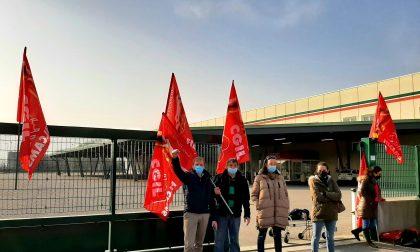 Da tre mesi senza stipendio: sciopero dei lavoratori di Altasfera