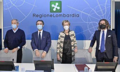 """L'esordio (col botto) di Bertolaso: """"Tutta la Lombardia vaccinata entro giugno"""""""