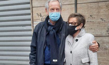 Partono i vaccini anche a domicilio: a Cologno Monzese arriva Guido Bertolaso