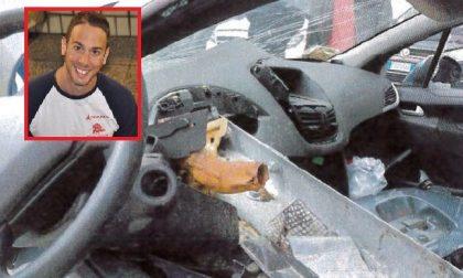 """La morte di Stefano Iacobone e quel guard rail """"killer"""" in via Bergamo: la famiglia chiede giustizia"""