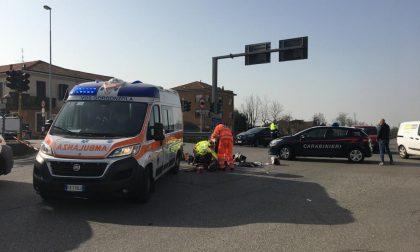 E' morto il motociclista 22enne coinvolto nell'incidente sulla Padana: automobilista 73enne indagato per omicidio stradale
