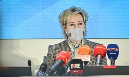 "Week end in zona gialla, Moratti: ""Massima prudenza"""