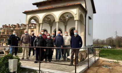 Un esercito di volontari per sistemare la Cappella di San Martino