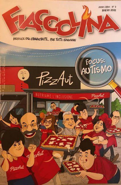 Fumetti su Pizzaut