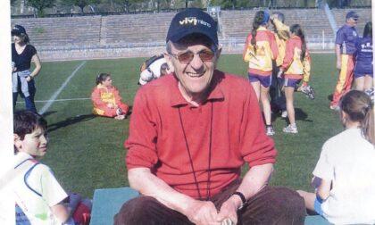 Addio Cesare Brambilla, colonna dell'atletica lombarda