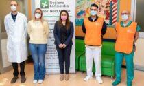 Sieri anti-Covid a persone estremamente fragili, assessore regionale visita Centro vaccinale
