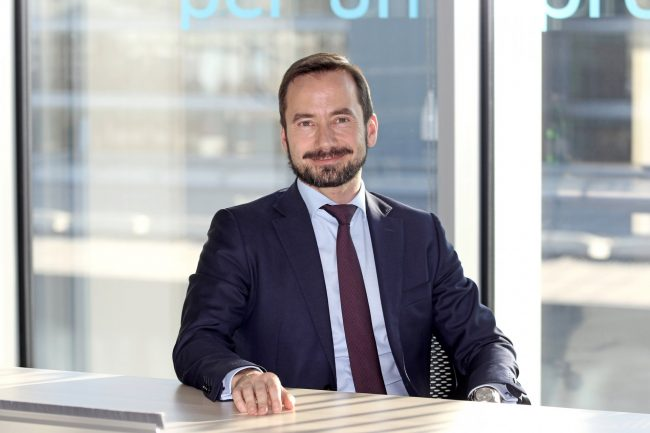 Matthieu Bonvoisin, Direttore district heating & power di ENGIE Italia,