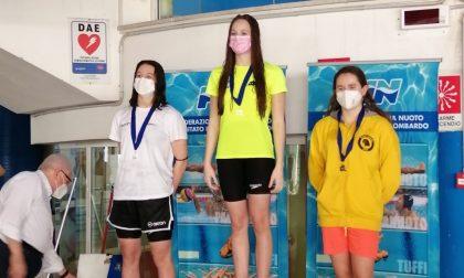 Malaspina Nuoto/Aly Sport, 7 medaglie ai campionati regionali