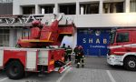 Incendio in un ristorante di sushi di Cernusco sul Naviglio