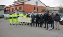 Le colombe solidali di Vignate fanno felice la Protezione civile
