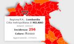 Covid: nel Milanese la curva inizia a scendere