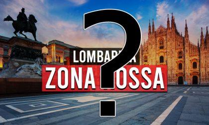 Lombardia verso la zona rossa: lockdown nel weekend, negozi chiusi e divieto di uscire di casa