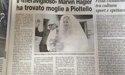 Addio Marvin Hagler leggenda del pugilato che si sposò a Pioltello