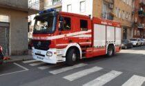 Sospetta fuga di gas a Pioltello, arrivano i Vigili del fuoco