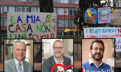 A Melzo baruffa social tra sindaco e Pd sui cartelloni della scuola rimossi