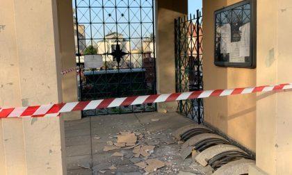 """Il cimitero di Capriate è messo male. L'opposizione: """"Deve essere una priorità"""""""