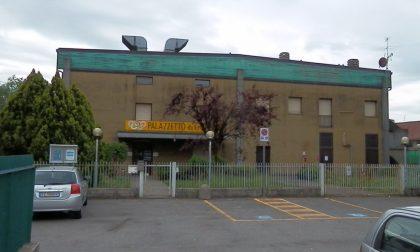 Il palazzetto dello sport di Capriate proposto come centro vaccinale