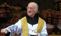 Da Grezzago al Lecchese: addio a don Alfredo Comi