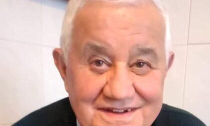 Addio a don Vittorio Bruni